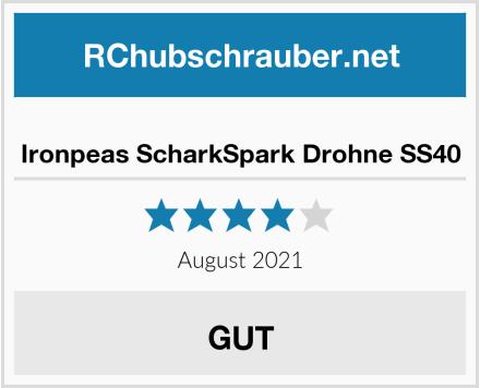 Ironpeas ScharkSpark Drohne SS40 Test
