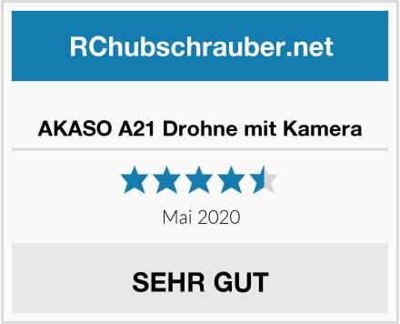 AKASO A21 Drohne mit Kamera Test