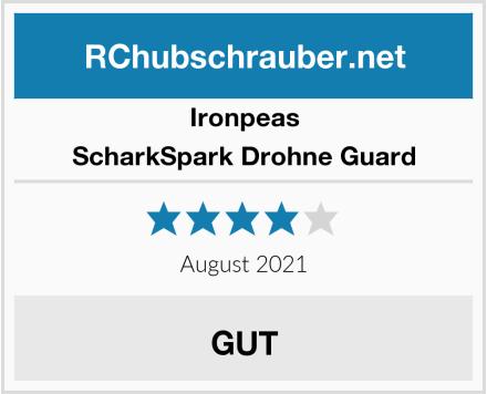 Ironpeas ScharkSpark Drohne Guard Test