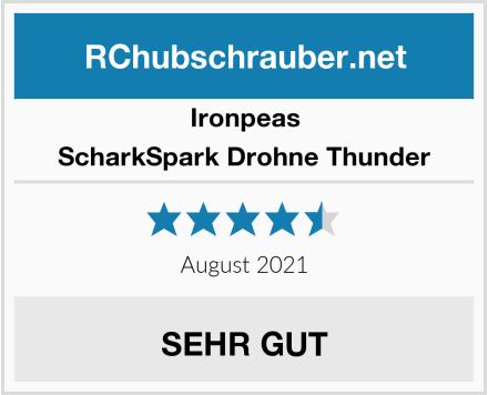 Ironpeas ScharkSpark Drohne Thunder Test