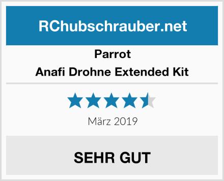 Parrot Anafi Drohne Extended Kit Test