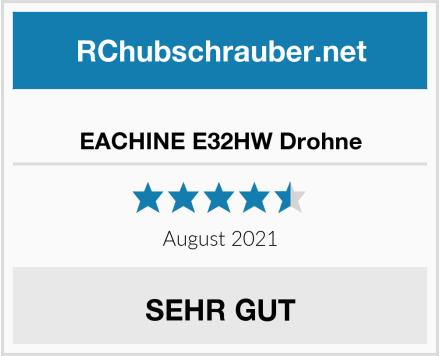 EACHINE E32HW Drohne Test