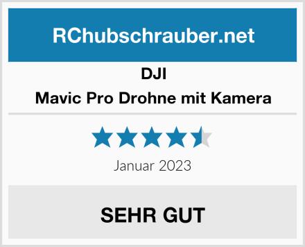 DJI Mavic Pro Drohne mit Kamera Test