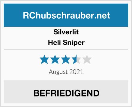 Silverlit Heli Sniper Test