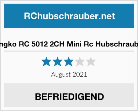 kingko RC 5012 2CH Mini Rc Hubschrauber Test