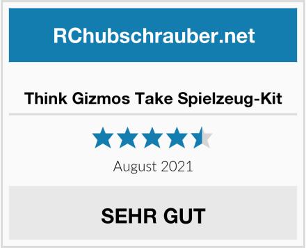 Think Gizmos Take Spielzeug-Kit Test