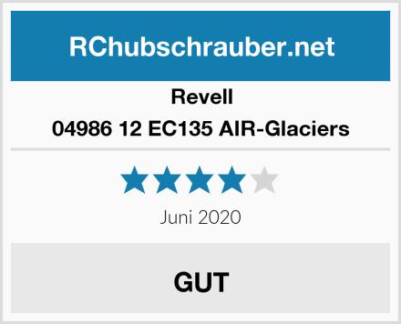 Revell 04986 12 EC135 AIR-Glaciers Test