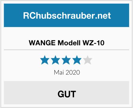 No Name WANGE Modell WZ-10 Test