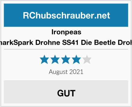 Ironpeas ScharkSpark Drohne SS41 Die Beetle Drohne Test
