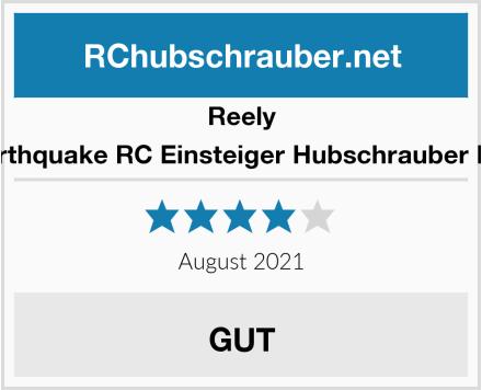 Reely Earthquake RC Einsteiger Hubschrauber RtF Test