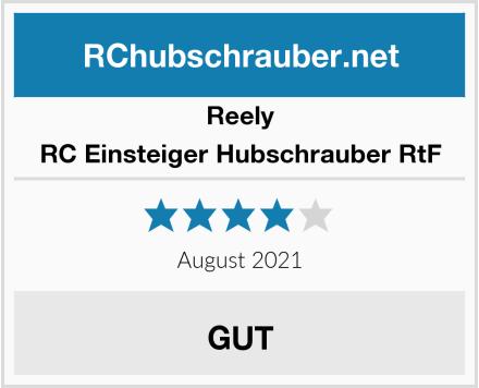 Reely RC Einsteiger Hubschrauber RtF Test