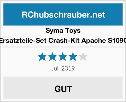 Syma Toys Ersatzteile-Set Crash-Kit Apache S109G Test