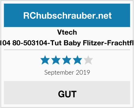 Vtech 80-503104 80-503104-Tut Baby Flitzer-Frachtflugzeug Test