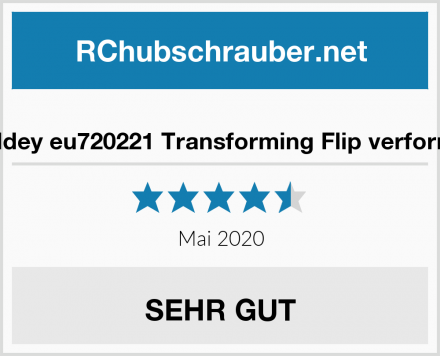 Super Wings Auldey eu720221 Transforming Flip verformbar mit Gelenk Test