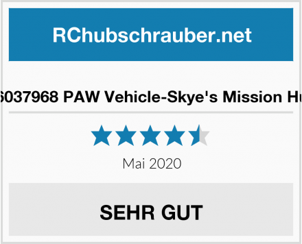 Paw Patrol 6037968 PAW Vehicle-Skye's Mission Hubschrauber Test