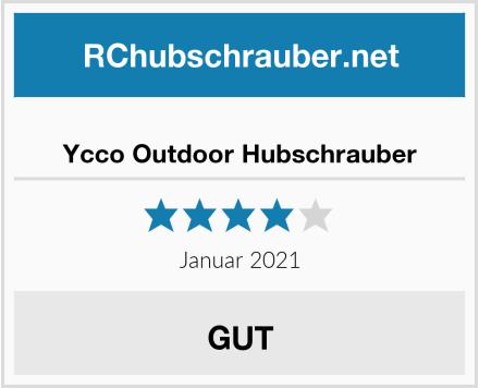 Ycco Outdoor Hubschrauber Test