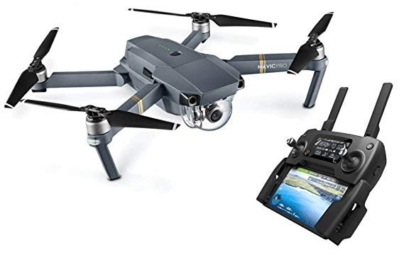 DJI Mavic Pro Drohne mit Kamera