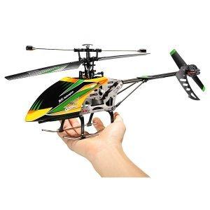 Hubschrauber mit Kamera