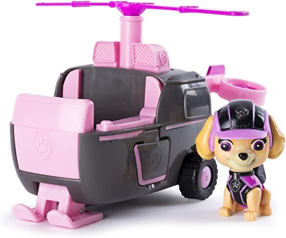 Paw Patrol 6037968 PAW Vehicle-Skye's Mission Hubschrauber