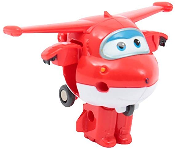 Super Wings 70710001 - Mini Transform-Flugzeuge