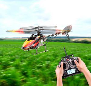 Outdoor Hubschrauber
