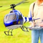 RC Hubschrauber richtig einstellen