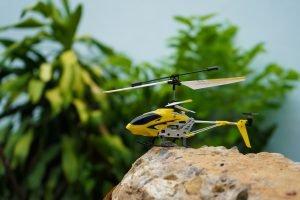 Welche Funktionen sollte ein ferngesteuerter Hubschrauber haben?