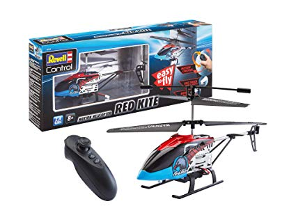 Revell Control 23834 RC Hubschrauber Motion Heli Red Kite