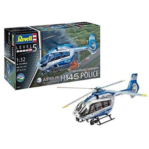 Revell 04980 14 Modellbausatz H145 Police
