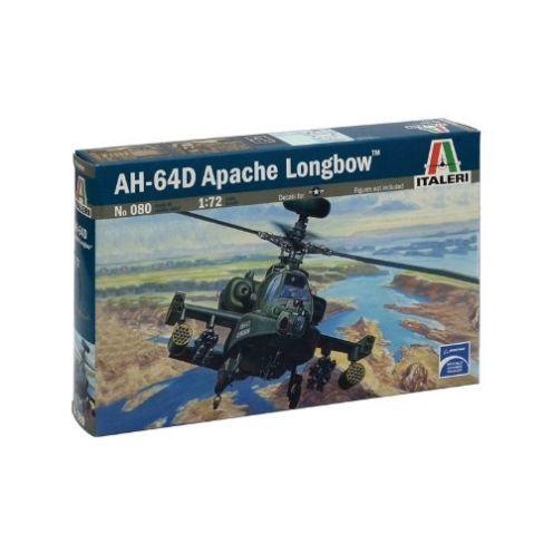 Italeri 0080S - AH-64 D Longbow Apache Hubschrauber