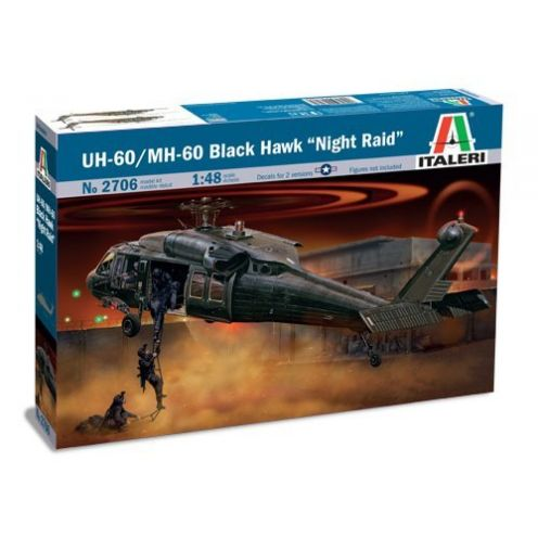 Italeri I2706 510002706 - 0.075 UH-60A Hubschrauber