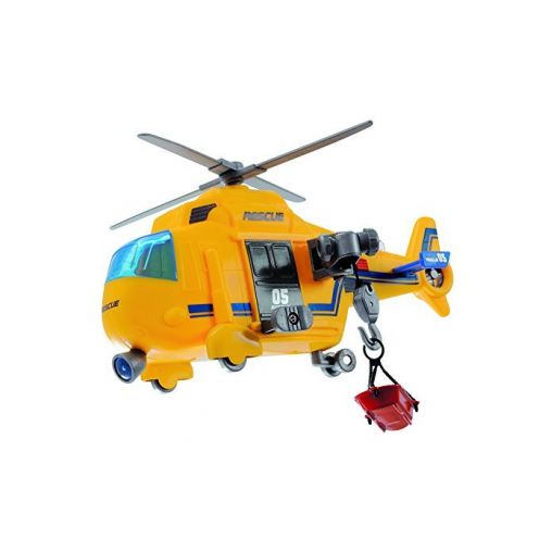 Dickie Toys 203302003 - Action Series Rescue Copter