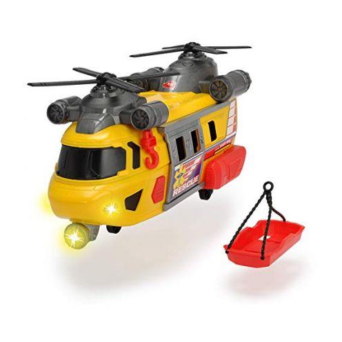 Dickie Toys 203306004 Rescue Helicopter