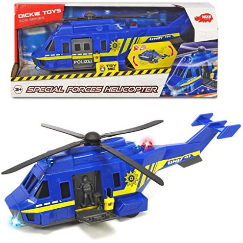 Dickie Toys 203714009 Special Forces Helicopter