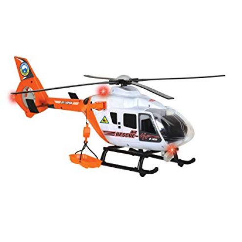 Dickie Toys 203719004 - Rescue Helicopter