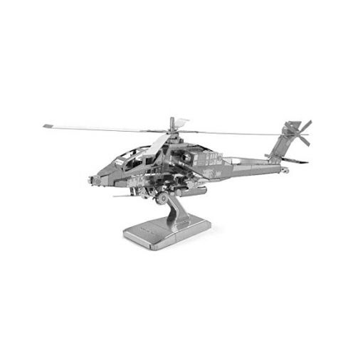 Fascinations Metal Earth MMS083 - 502470, AH-64 Apache Helicopter