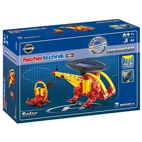 Fischer 520396 - Solar Konstruktionsspielzeug