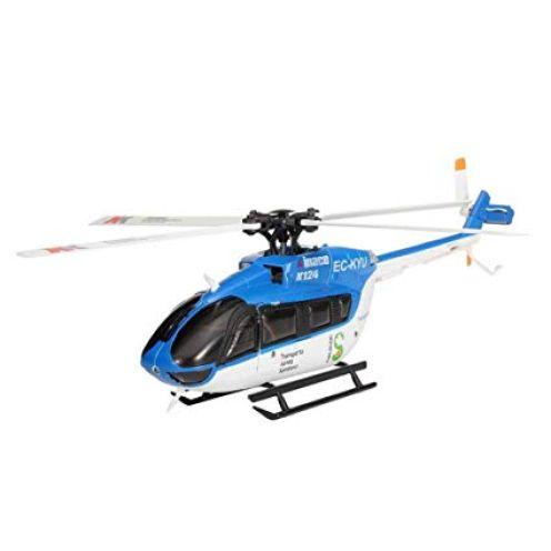 3D6G System RC Hubschrauber RTF