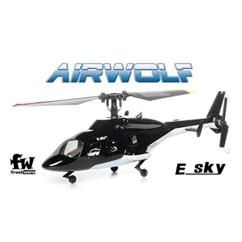 Esky RC Helikopter F150 V2 Mini Helikopter Airwolf
