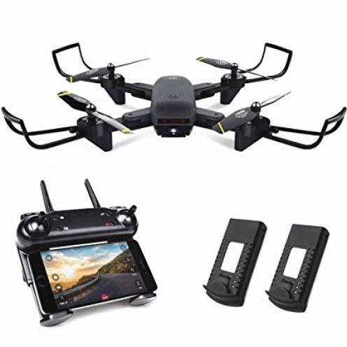 Kyerivs Faltbare Drohne mit Kamera