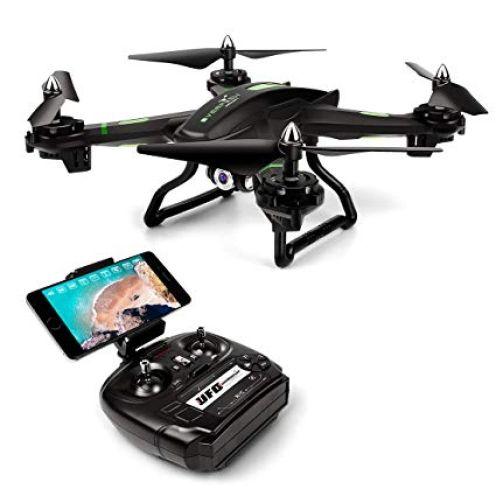 LBLA Drohne mit Kamera