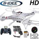 s-idee 01251 Quadrocopter S183C