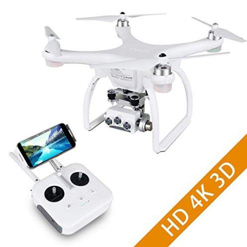 Drohne mit kamera test